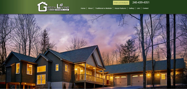 Green Living Homes
